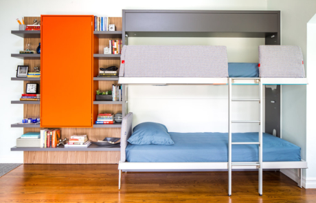 Resource Furniture, bunk beds